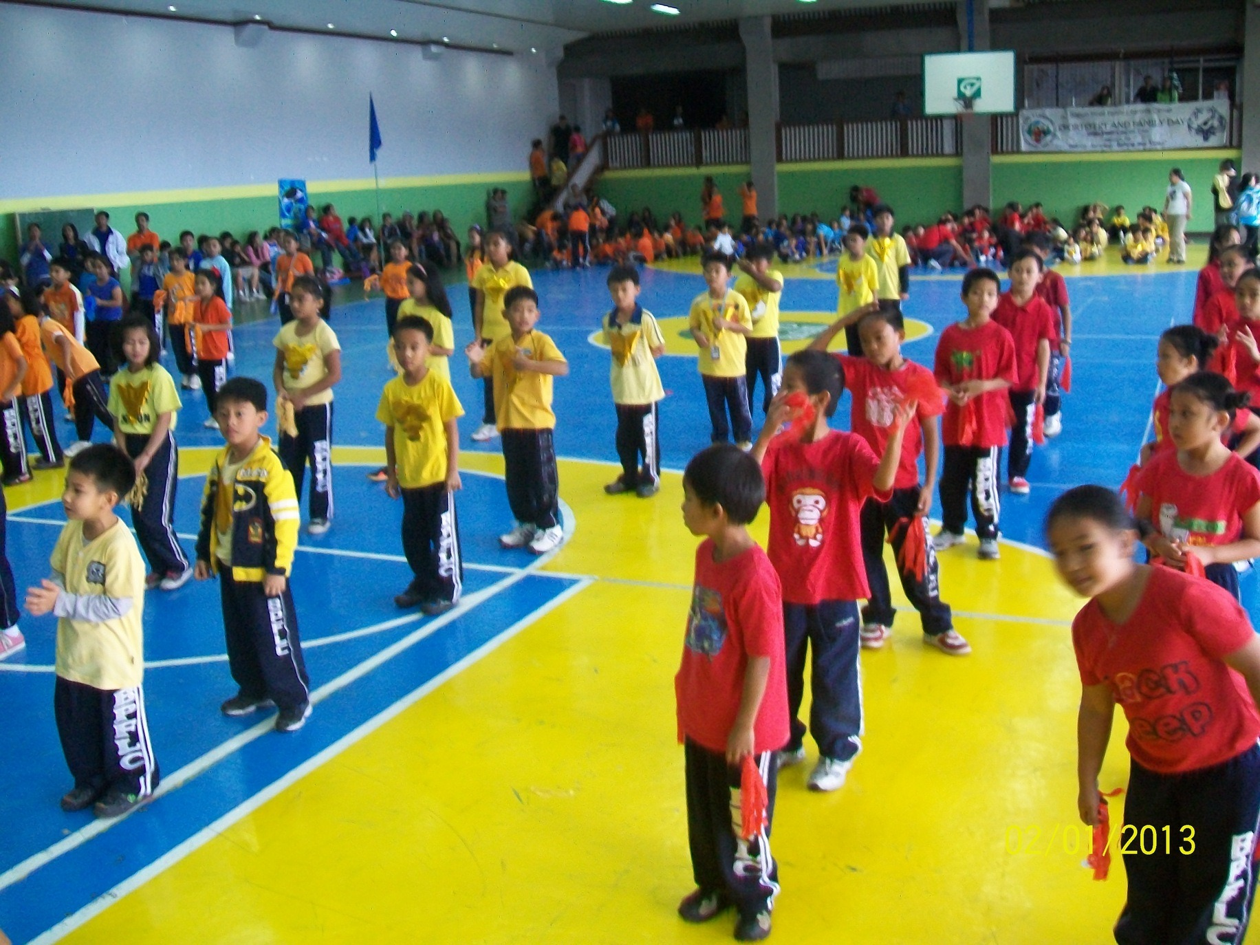 Sportsfest and Family Day