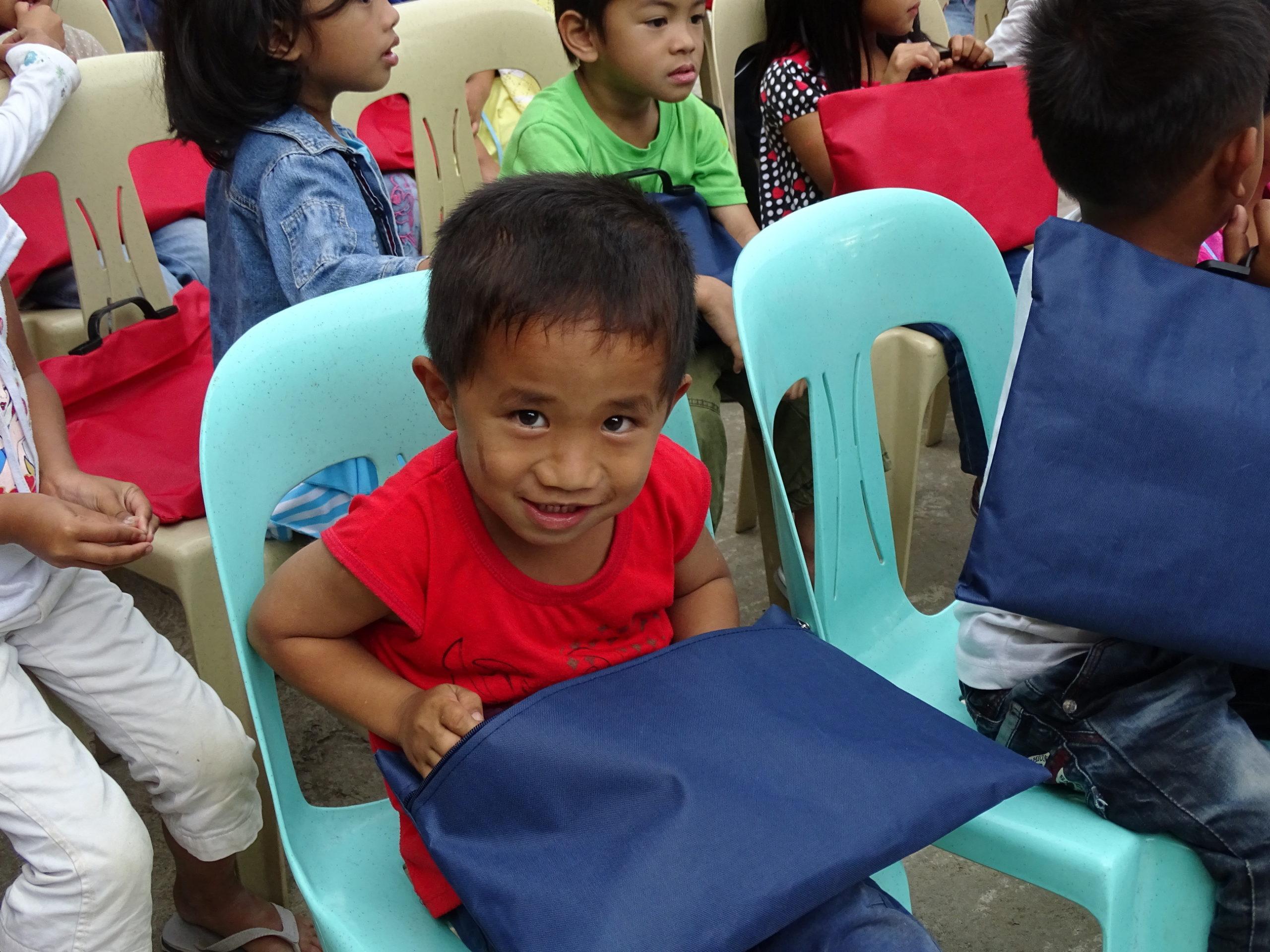 Share-a-Joy Outreach Program
